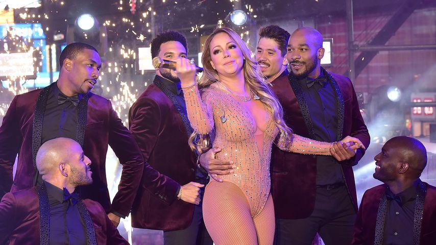 Frisch erschlankt! Mariah Carey glänzt mit Mega-Body
