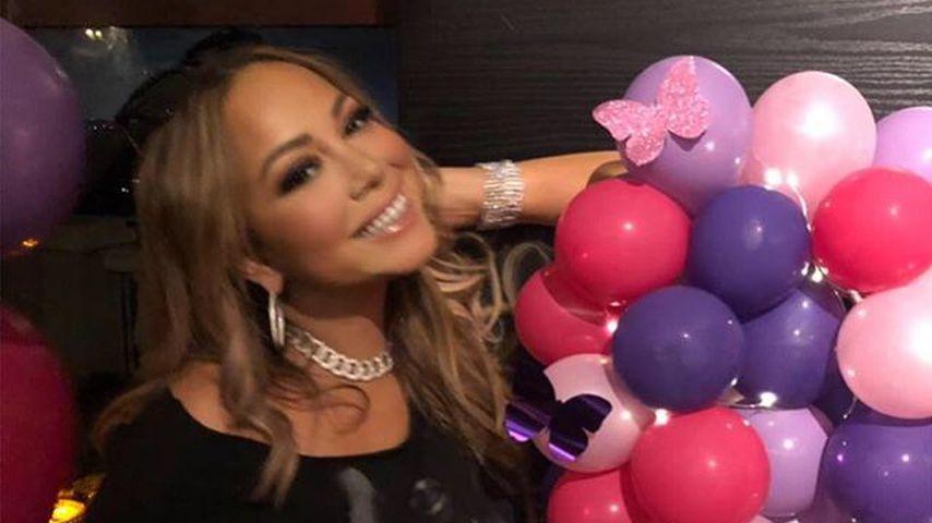 49 Jahre alt: So wild feierte Mariah Carey mit Freunden!