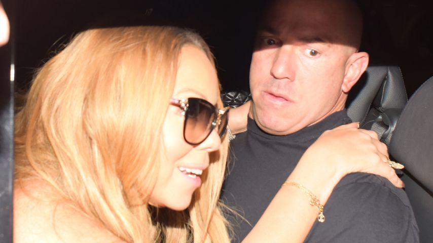 Alkohol-Problem? Mariah Carey wird immer peinlicher