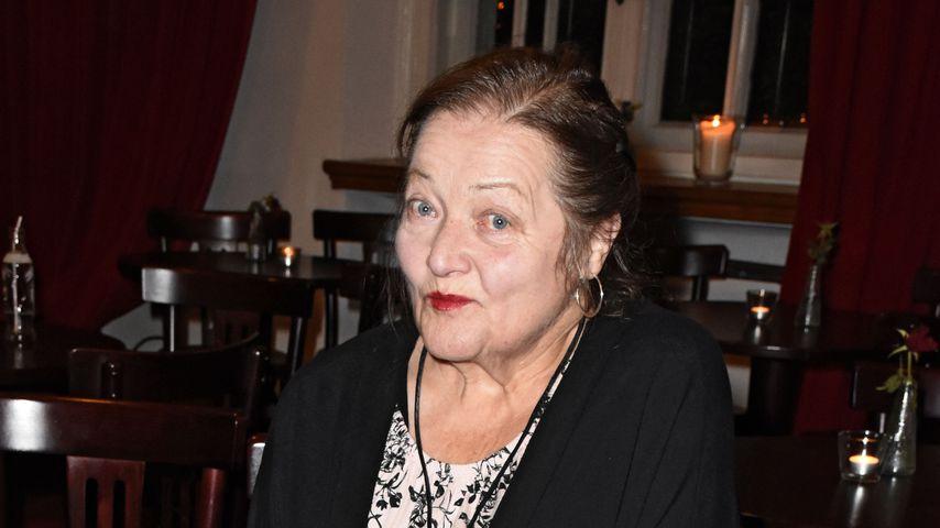 Marianne Sägebrecht im Kleinen Theater in Haar