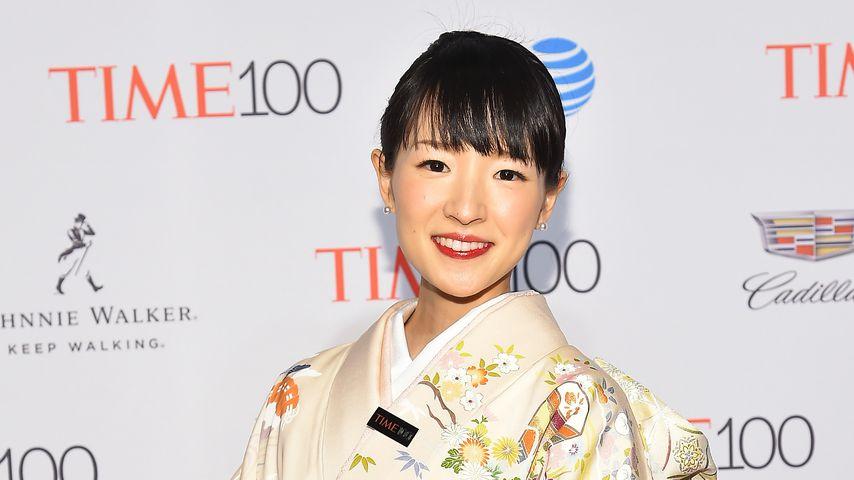 Marie Kondo auf der Time 100 Gala