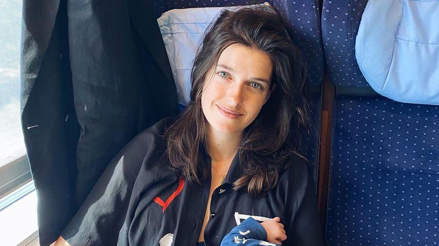 Mama on Tour: Marie Nasemann macht ihre erste Reise mit Baby
