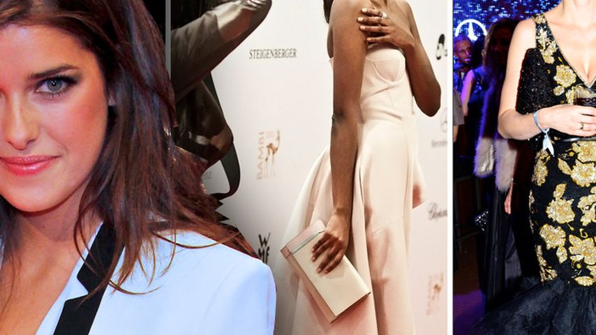 Marie Nasemanns Style-Highlights beim Bambi 2012
