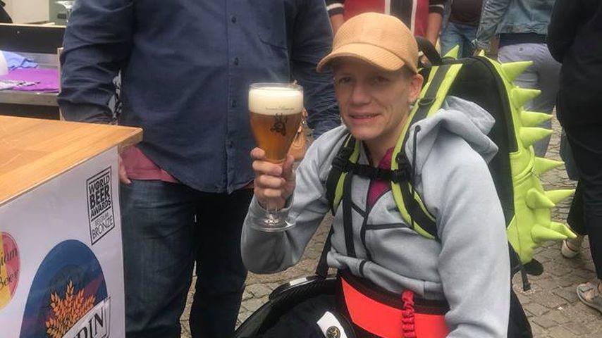 Marieke Vervoort auf einem Stadtfest in Diest, Juni 2018