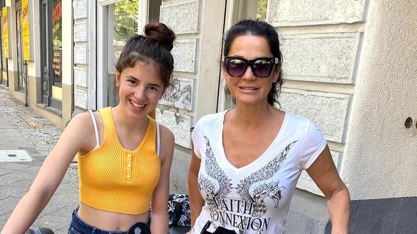 Mariella Ahrens' Tochter Lucia ist schon eine Teenagerin!