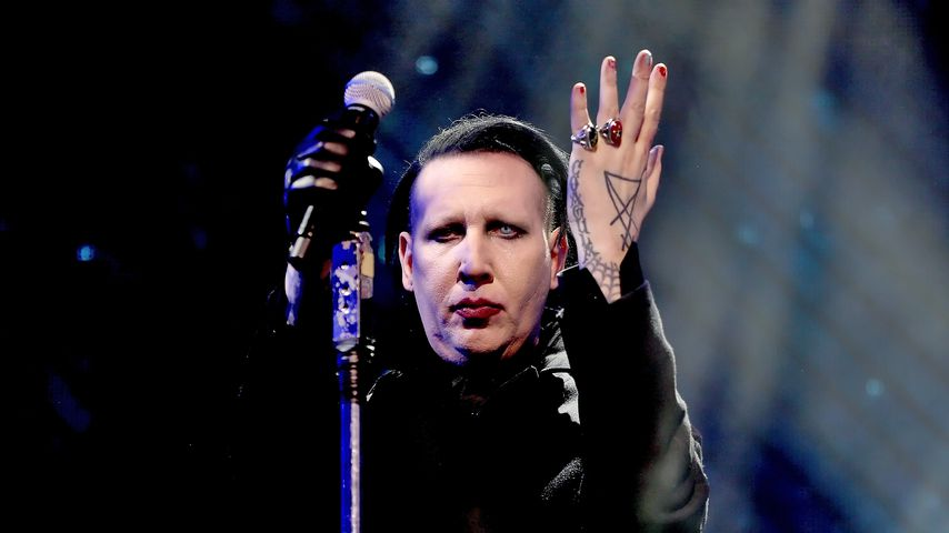 Sexueller Missbrauch: Marilyn Manson wirft Bassisten raus!