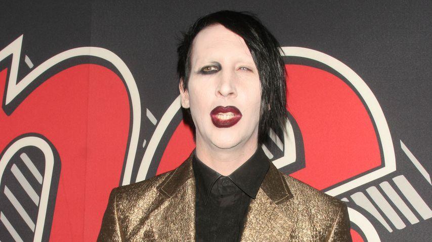 Marilyn Manson, Sänger