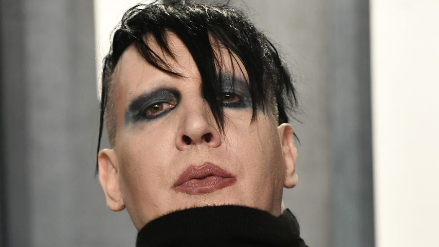 Marilyn Manson bei der Vanity Fair Oscar Party, 2020
