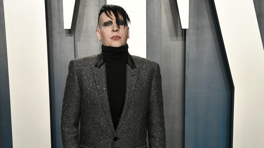 Marilyn Manson bei der Vanity Fair Oscar Party, 2020