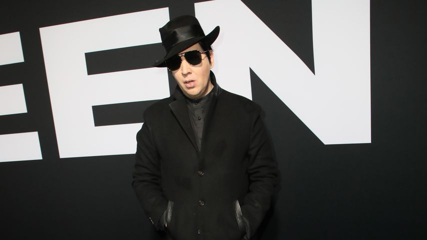 Sänger Marilyn Manson