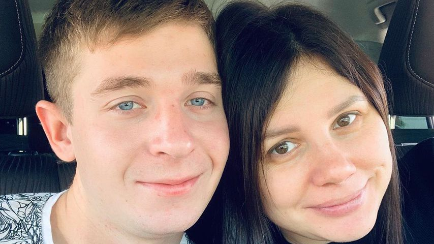 Marina Balmasheva und ihr Ehemann Vladimir Shavyrin