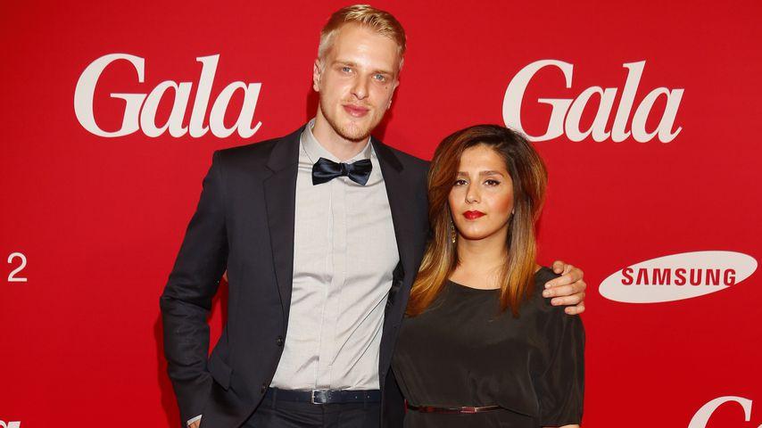 Mario Galla und seine Ehefrau