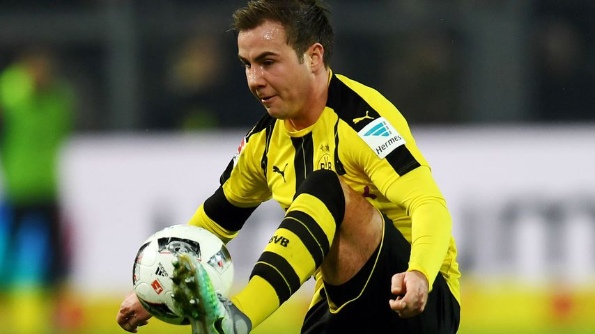 Krankheit entdeckt: Darum fehlt Mario Götze dem BVB länger!