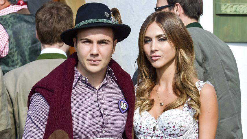 Sexy Wiesn: FC Bayern-Stars feiern mit ihren Spielerfrauen