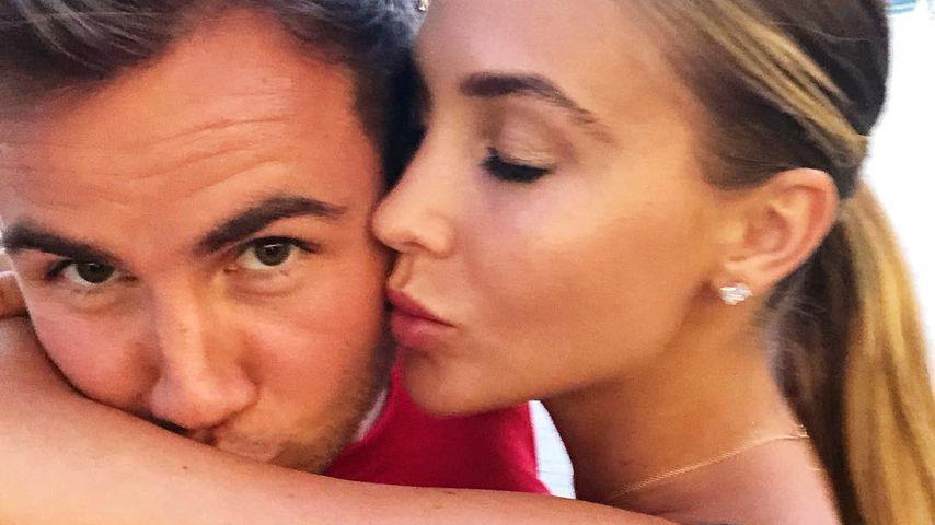 Mario Götze: Seltene Liebeserklärung an seine Ann-Kathrin