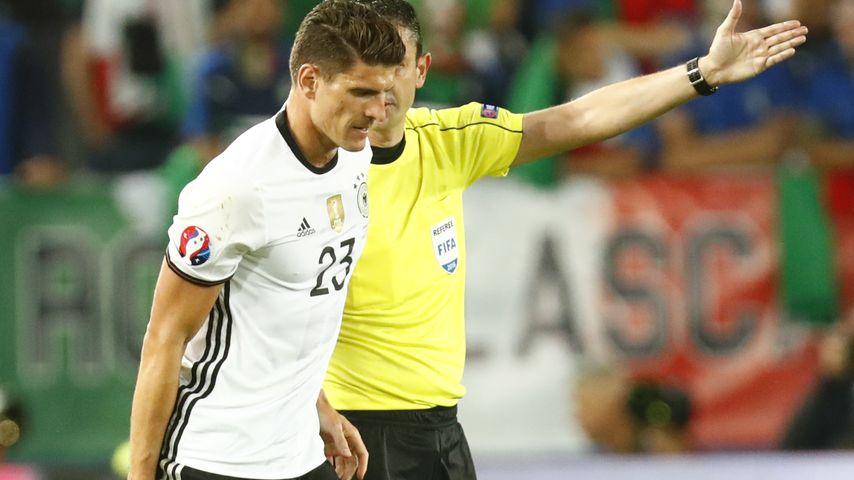 Nach EM-Aus: So reagiert Mario Gomez auf sein Turnier-Ende!
