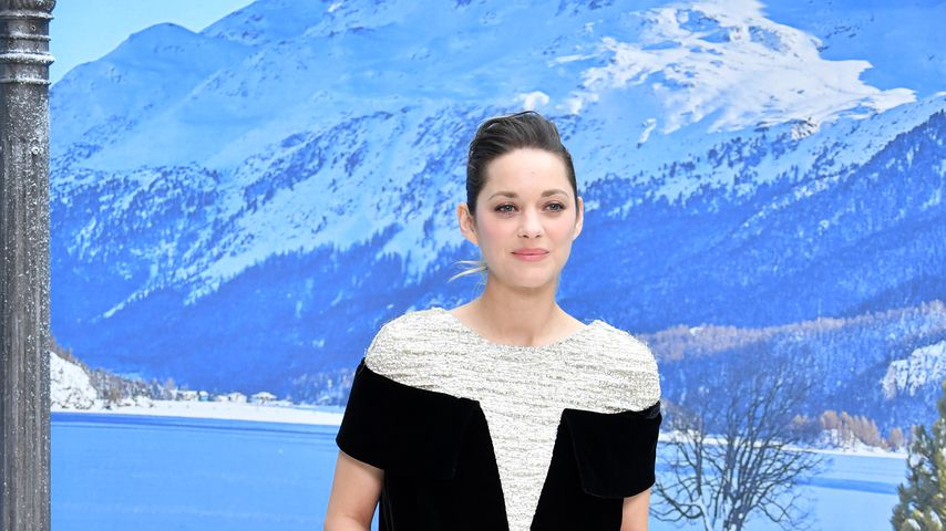 """Inception""-Star Marion Cotillard während der Pariser Fashion Week, März 2019"