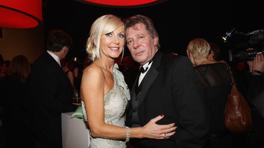 Marion und Jan Fedder bei der Bambi-Verleihung 2010