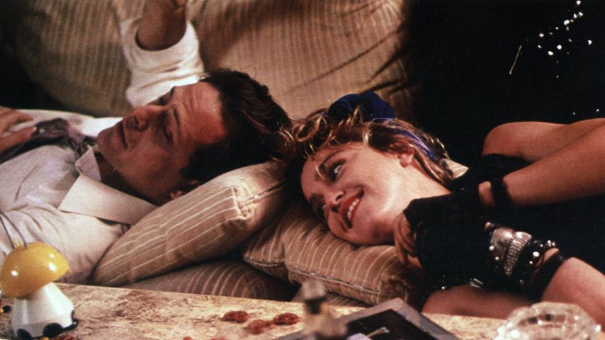 """Mark Blum und Madonna in """"Susan... verzweifelt gesucht"""""""
