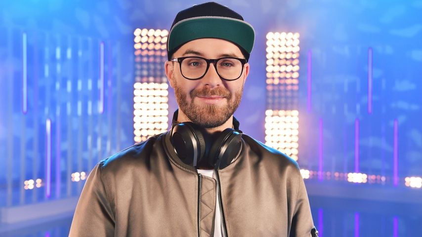 "Mark Forster bei ""The Voice Kids"" 2019"