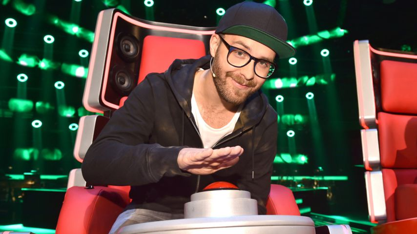 "Mark Forster bei ""The Voice of Germany"""