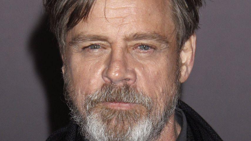 """Sorge um Mark Hamill: Vor """"Star Wars""""-Premiere im Rollstuhl"""
