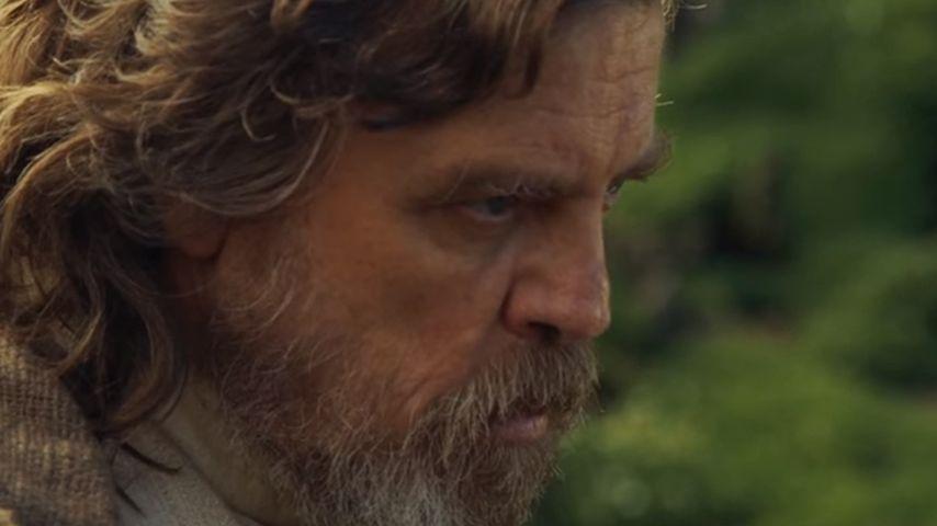 """Star Wars VIII"": 1. Teaser zeigt Luke Skywalker!"