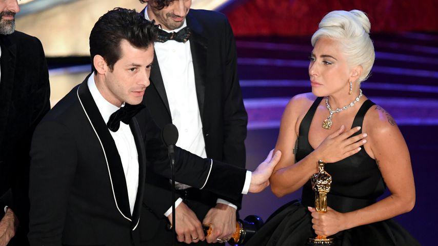 Mark Ronson und Lady Gaga bei der Oscar-Verleihung 2019
