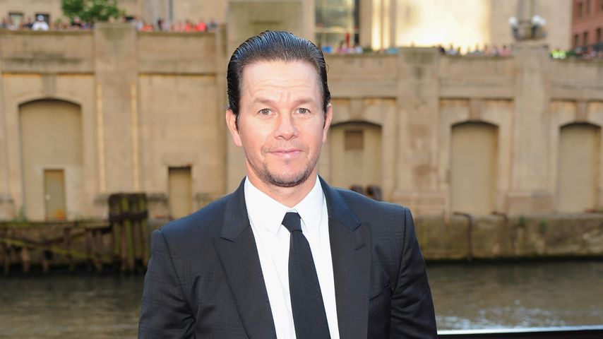 "Mark Wahlberg bei der ""Transformers: The Last Knight""-Premiere in London 2017"