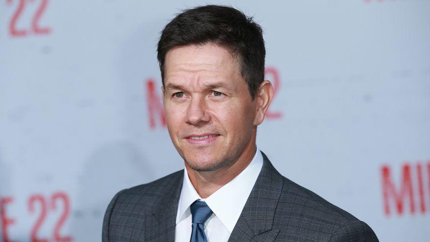"""Mark Wahlberg bei der """"Mile 22""""-Premiere in Kalifornien"""