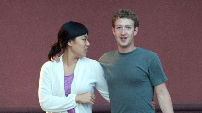 Mark Zuckerberg wird Vater: Facebook-Gründer mega happy