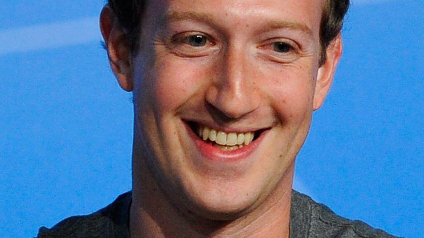 Mark Zuckerberg ist Papa: Den Promis gefällt das!