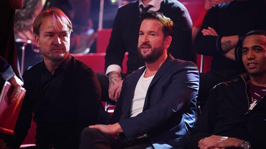 """Markus Krampe und Michael Wendler bei """"Let's Dance"""" im Februar 2020"""
