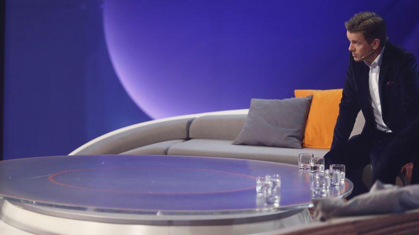 Markus Lanz im TV-Studio
