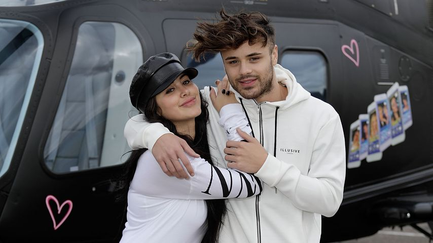 Marnie Simpson und Casey Johnson