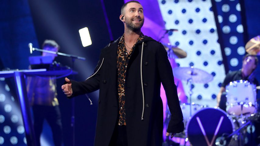 Maroon 5 bei den iHeartRadio Music Awards 2018 in Kalifornien