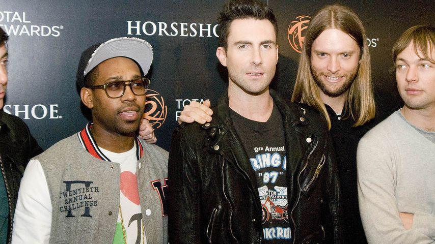 "Maroon 5 sind ""Overexposed"""
