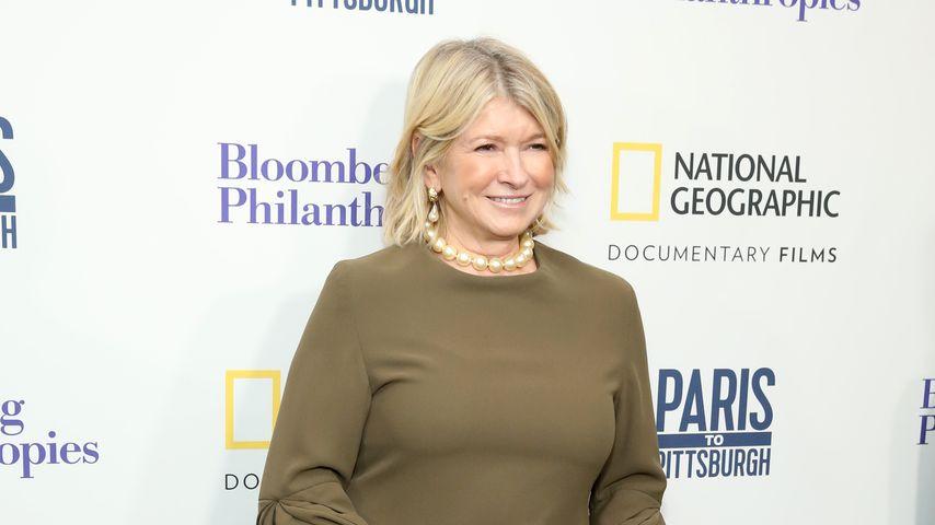 Martha Stewart im Dezember 2018