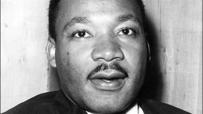 Martin Luther King im September 1964
