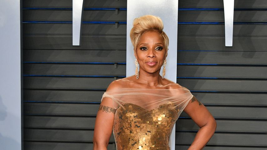 Mary J. Blige bei der Vanity Fair Oscar Party 2018