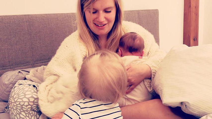 Baby-Hammer! Ex-UU-Marylu heimlich zum 3. Mal Mama geworden