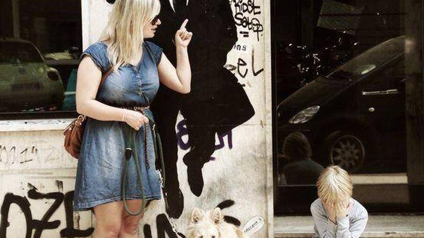 Marylu Poolman: Sohn von neuem Leben total genervt