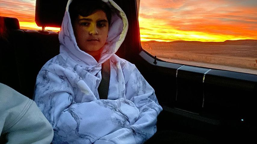 Mason Disick, Sohn von Kourtney Kardashian
