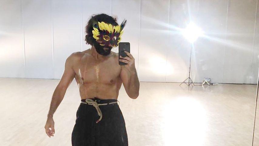 """Massimo bei """"The Masked Singer""""? Das sagt der Tänzer selbst!"""