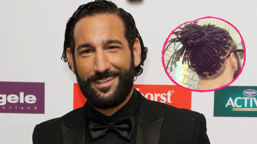 Neuer Hairstyle für Massimo! Ob das seiner Rebecca gefällt?
