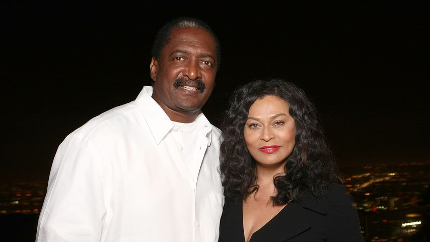 Mathew und Tina Knowles bei Solange Knowles' Geburtstagsfeier 2008