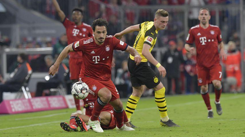 Mats Hummels beim FC Bayern
