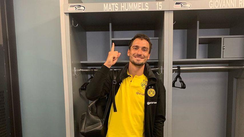 Mats Hummels, Fußballspieler