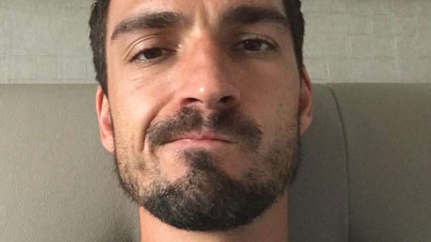 Echt kein WM-Einsatz? Mats Hummels postet Grummel-Selfie!