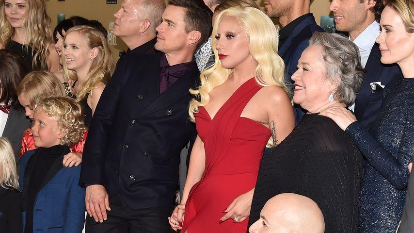 Lady GaGa und Matt Bomer